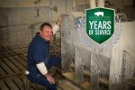 Congratulations to Jason for celebrating 20 years with Iowa Select Farms!