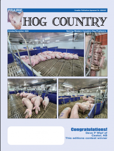 Prairie Hog Country- October/November 2020 Edition