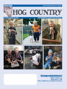 Prairie Hog County-December/January Edition
